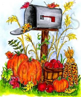 mailboxthanksgiving